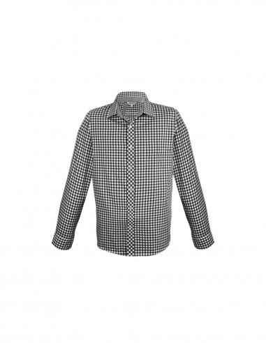AU-1909L - Mens Brighton Long Sleeve Shirt - Aussie Pacific