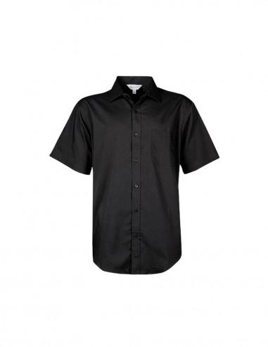 AU-1910S - Mens Kingswood Short Sleeve Shirt - Aussie Pacific
