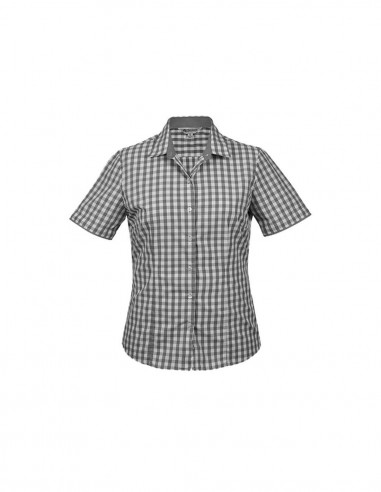 AU-2908S - Ladies Devonport Short Sleeve Shirt - Aussie Pacific