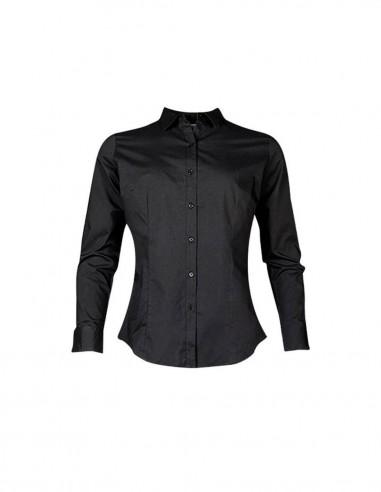 AU-2910L - Ladies Kingswood Long Sleeve Shirt - Aussie Pacific