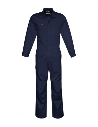 SY-ZC560 - Mens Lightweight Cotton Drill Overall - Syzmik