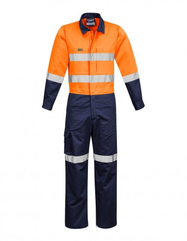 SY-ZC804 - Mens Rugged Cooling Taped Overall - Syzmik