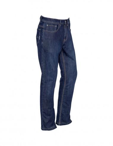 SY-ZP507 - Mens Stretch Denim Work Jeans - Syzmik