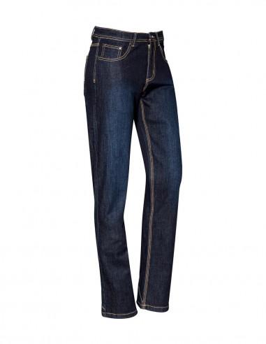 SY-ZP707 - Womens Stretch Denim Work Jeans - Syzmik