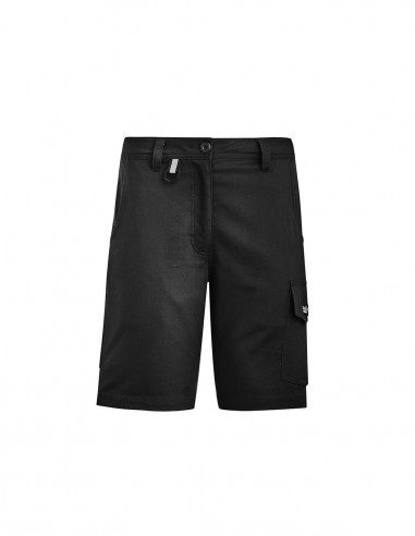 SY-ZS704 - Womens Rugged Cooling Vented Short - Syzmik