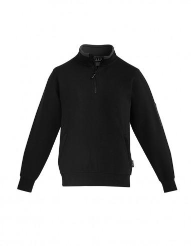 SY-ZT366 - Mens 1/4 Zip Brushed Fleece - Syzmik