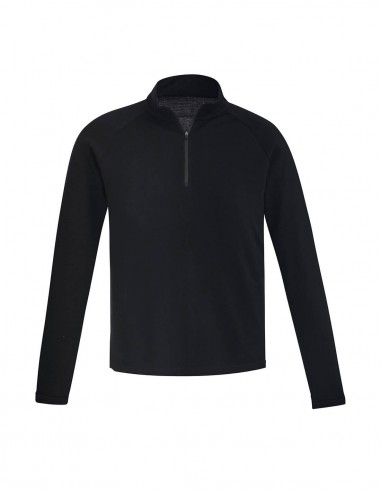 SY-ZT766 - Mens Merino Wool Mid-Layer Pullover - Syzmik