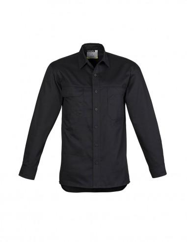 SY-ZW121 - Mens Lightweight Tradie L/S Shirt - Syzmik