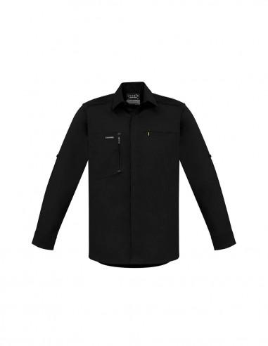 SY-ZW350 - Mens Streetworx L/S Stretch Shirt - Syzmik