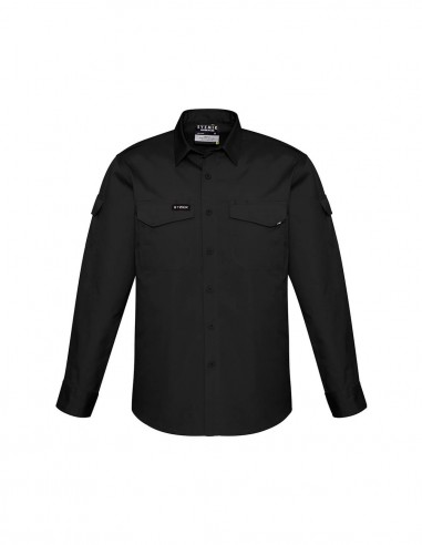 SY-ZW400 - Mens Rugged Cooling L/S Shirt - Syzmik