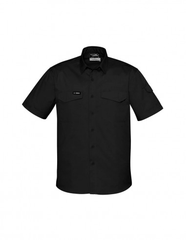 SY-ZW405 - Mens Rugged Cooling S/S Shirt - Syzmik