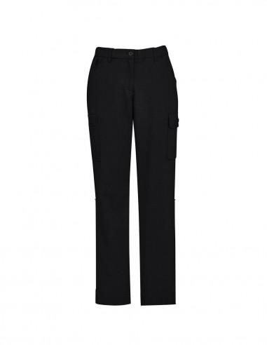 BCA-CL954LL - Womens Comfort Waist Cargo Pant - Biz Care