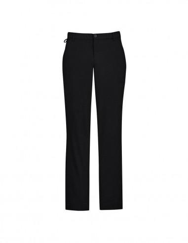 BCA-CL958ML - Mens Comfort Waist Flat Front Pant - Biz Care