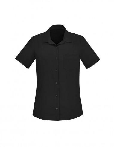 BCA-CS947LS - Womens Florence Short Sleeve Shirt - Biz Care