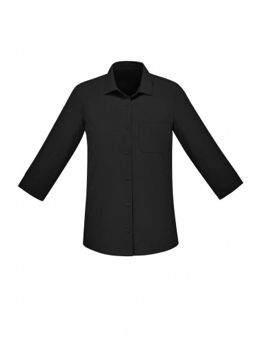 BCA-CS951LT - Womens Florence 3/4 Sleeve Shirt - Biz Care