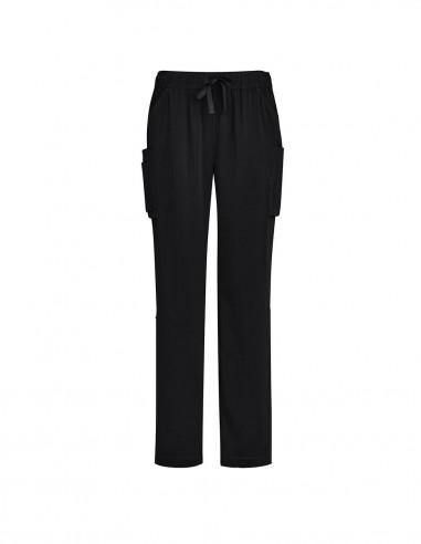 BCA-CSP944LL - Womens Avery Multi-Pocket Straight Leg Pant - Biz Care