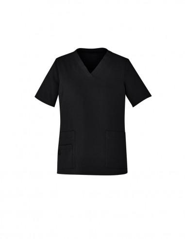 BCA-CST941LS - Womens Avery Easy fit V-Neck Scrub Top - Biz Care