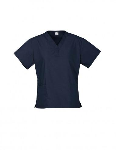BCA-H10622 - Womens Classic Scrub Top - Biz Care