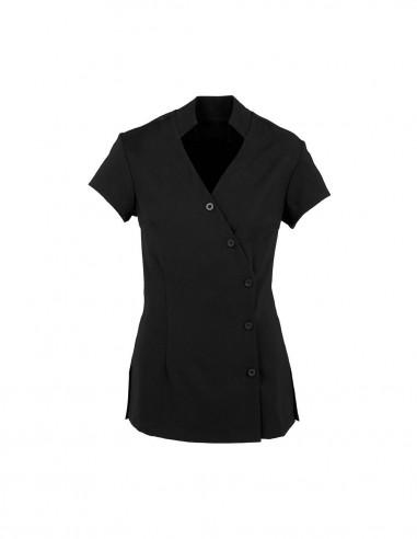 BCA-H134LS - Ladies Zen Crossover Tunic - Biz Care