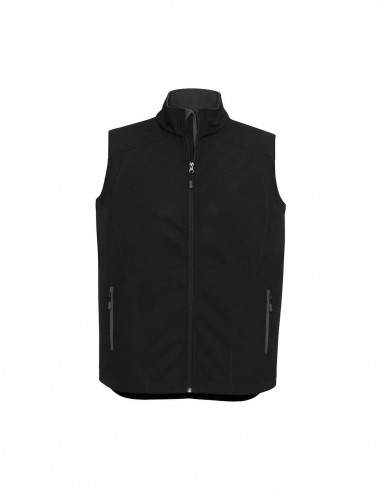 BCA-J404M - Mens Geneva Vest - Biz Care