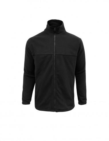 BCA-PF630 - Mens Plain Micro Fleece Jacket - Biz Care