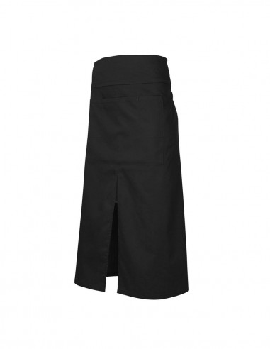 BC-BA93 - Continental Style Full Length Apron - Biz Collection