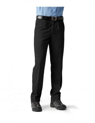 BC-BS10110R - Detroit Mens Pant - Regular - Biz Collection