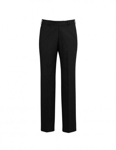 BC-BS29210 - Classic Mens Flat Front Pant - Biz Collection