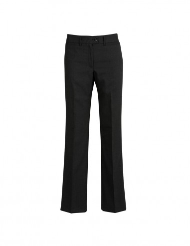 BC-BS29320 - Classic Ladies Flat Front Pant - Biz Collection