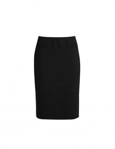BC-BS29323 - Classic Ladies Below Knee Skirt - Biz Collection