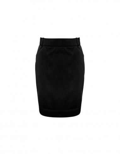 BC-BS612S - Detroit Ladies Flexi-Band Skirt - Biz Collection