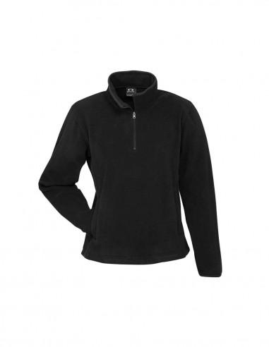 BC-F10520 - Trinity Ladies ½ Zip Pullover - Biz Collection