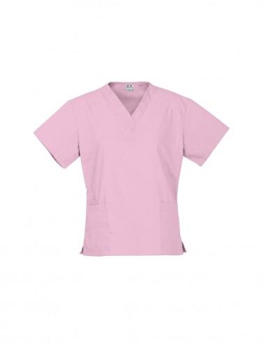 BC-H10622 - Classic Ladies Scrubs Top - Biz Collection