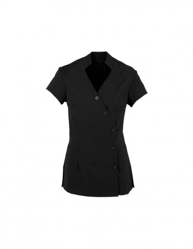 BC-H134LS - Zen Ladies Crossover Tunic - Biz Collection