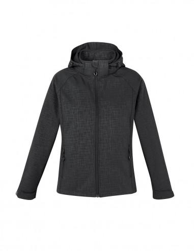 BC-J135L - Ladies Geo Jacket - Biz Collection
