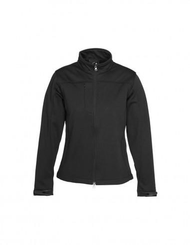 BC-J3825 - Soft Shell Ladies Jacket - Biz Collection