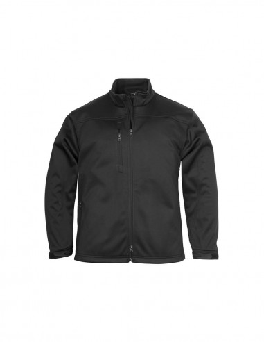 BC-J3880 - Soft Shell Mens Jacket - Biz Collection