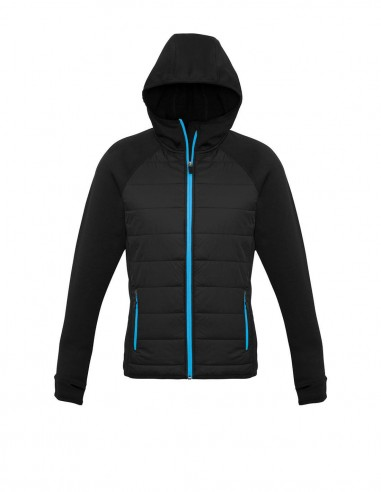BC-J515L - Stealth Ladies Hoodie Jacket - Biz Collection