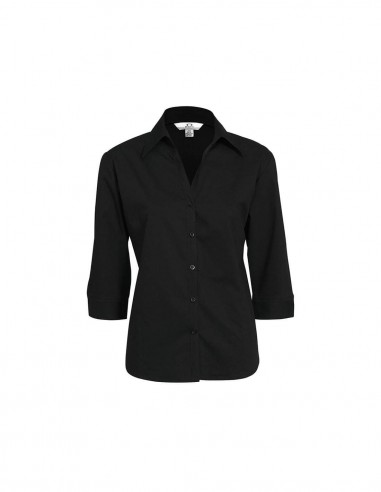 BC-LB7300 - Ladies Metro 3/4 Sleeve Shirt - Biz Collection