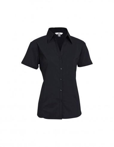 BC-LB7301 - Metro Ladies S/S Shirt - Biz Collection