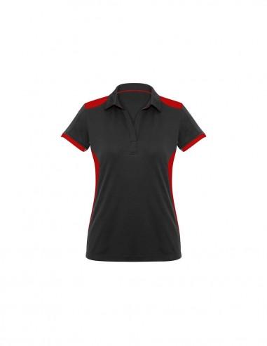 BC-P705LS - Rival Ladies Polo - Biz Collection