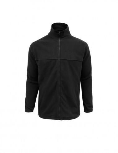 BC-PF630 - Plain Microfleece Mens Jacket - Biz Collection