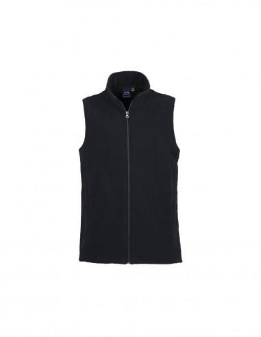 BC-PF905 - Plain Microfleece Ladies Vest - Biz Collection
