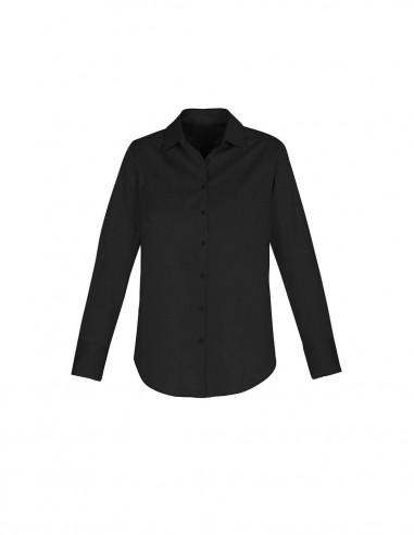BC-S016LL - Camden Ladies L/S Shirt - Biz Collection