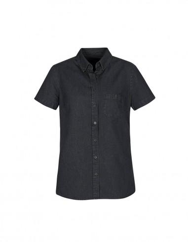 BC-S017LS - Indie Ladies S/S Shirt - Biz Collection