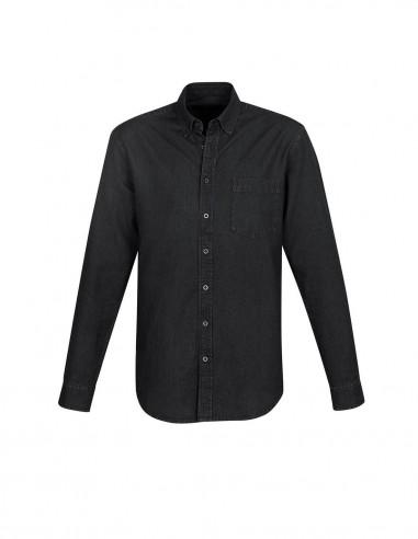 BC-S017ML - Indie Mens L/S Shirt - Biz Collection