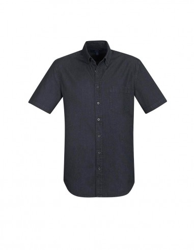 BC-S017MS - Indie Mens S/S Shirt - Biz Collection