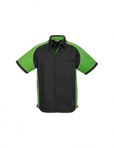 BC-S10112 - Nitro Mens Shirt - Biz Collection