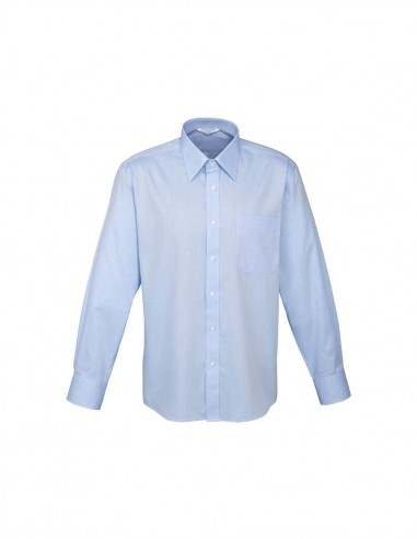 BC-S10210 - Luxe Mens L/S Shirt - Biz Collection