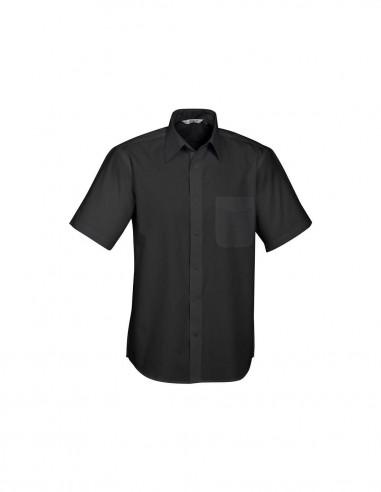BC-S10512 - Base Mens S/S Shirt - Biz Collection